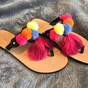 Adorable Rebecca Minkoff sandals